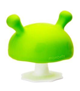Gryzak Uspokajający Mushroom Green/ Mombella