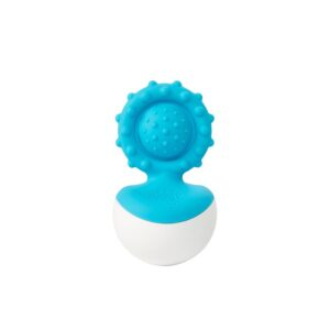 Dimpl Gryzak Wańka Wstańka- niebieski/ Fat Brain Toys