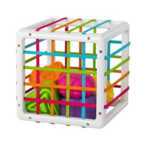 Elastyczna Kostka- InnyBin/ Fat Brain Toys